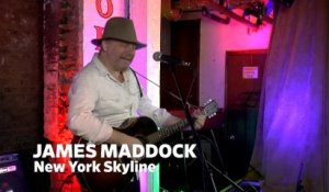"Dailymotion Elevate: James Maddock - ""New York Skyline"" (Garland Jeffreys) live at Cafe Bohemia, New York"