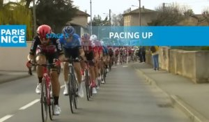 Paris-Nice 2020 - Étape 5 / Stage 5 - Pacing up