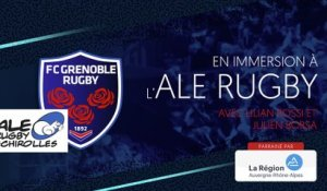 [En immersion] ALE Rugby Echirolles