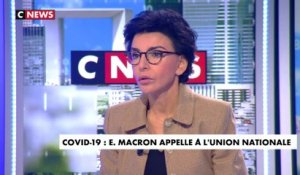L'interview de Rachida Dati