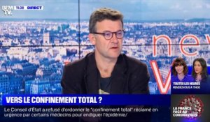 Vers le confinement total ? (6) - 23/03