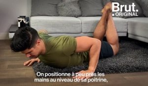 7 exercices pour rester en forme pendant le confinement