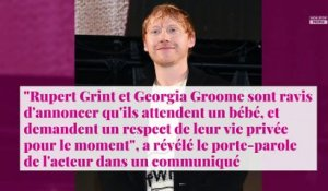 Harry Potter : l'acteur Rupert Grint va devenir papa