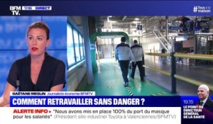 Story 2: Comment retravailler sans danger ? - 21/04