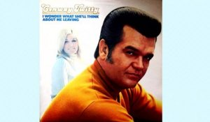 Conway Twitty - I Wonder What She'll Think About Me Leaving - Vintage Music Songs