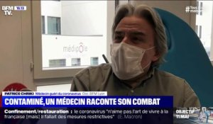 """En réa, on a le sentiment de ne plus s'appartenir"": un médecin raconte son combat contre le Covid"