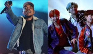 BTS Postpones Entire 'Map of the Soul' Tour, Chance the Rapper Drops New Collab With Lil Wayne, Young Thug and More | Billboard News
