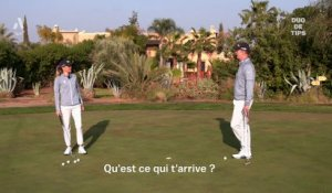 Duo de tips : le grip universel (putting)