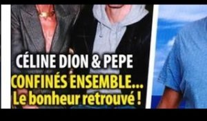 Céline Dion, isolement forcé avec Pepe Munoz, photo qui en dit long