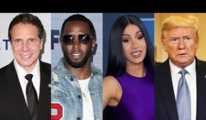 Andrew Cuomo, Diddy, Cardi B Call Out Trump for Threatening to Use Military Force to End Riots