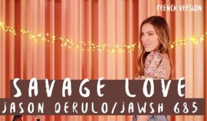 Jason Derulo - Savage Love (SARA'H Cover)