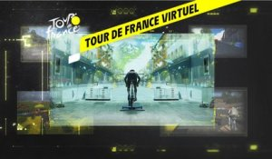 Tour de France 2020 - Teaser Tour de France Virtuel