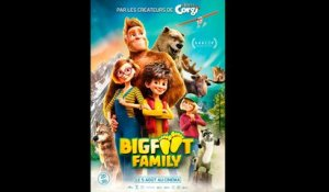 BIGFOOT FAMILY |2019| WebRip en Français