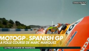 La folle course de Márquez
