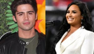 Demi Lovato and Max Ehrich Are Engaged! | Billboard News