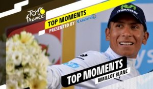 Tour de France 2020 - Top Moments KRYS : Nairo Quintana