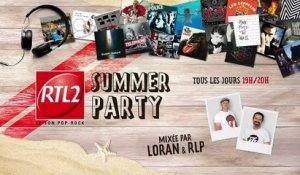 Vitalic, Gregory Porter, Disclosure & Flume dans RTL2 Summer Party by RLP (05/08/20)
