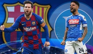 FC Barcelone - Napoli : les compositions probables