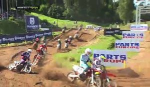 EMX250 Race 2 - News Highlights - MXGP of Latvia