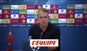 Flick : «On a eu de la chance» - Foot - C1 - Bayern