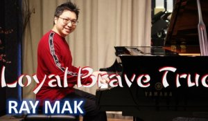 Christina Aguilera (MULAN) - Loyal Brave True Piano by Ray Mak