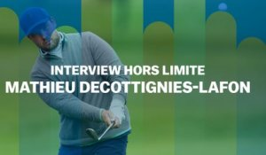 Interview Hors Limite : Mathieu Decottignies-Lafon