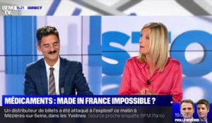 Médicaments : made in France impossible ? - 28/08