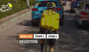#TDF2020 - Étape 2 / Stage 2 - Devotion