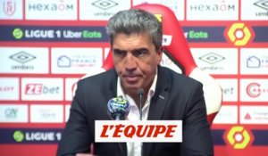 Guion : «On n'a pas su emballer le match» - Foot - L1 - Reims
