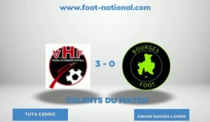 TALENT FOOT NATIONAL - 2eme journée N2 Groupe D