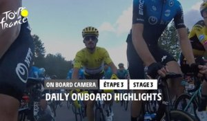 #TDF2020 - Étape 3 / Stage 3 - Daily Onboard Camera