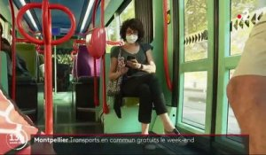 Montpellier instaure la gratuité des transports le week-end