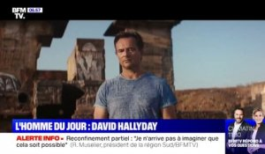 Nouvel album, confinement, héritage... David Hallyday se confie
