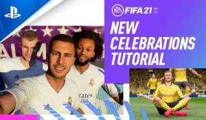 FIFA 21 - New Celebrations Trailer | PS4