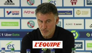 Galtier : « Une grande satisfaction » - Foot - L1 - Losc
