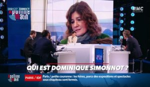 Le portrait de Poinca : qui est Dominique Simonnot ? - 06/10