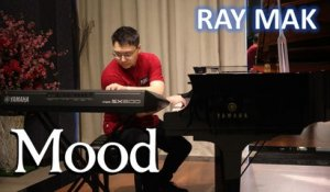 24kGoldn ft. Iann Dior - Mood Piano by Ray Mak