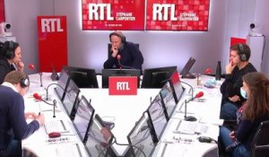 Le journal RTL de 8h du 17 octobre 2020