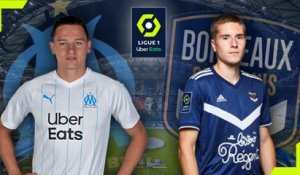 OM - Bordeaux : les compositions probables