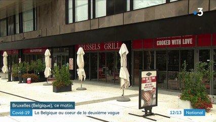 Coronavirus La Belgique Annonce De Nouvelles Mesures De Restriction