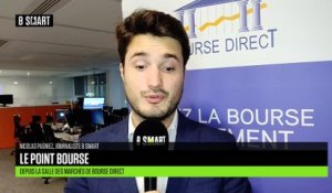 POINT BOURSE - Emission du mardi 20 octobre