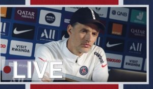 Replay : Conférence de Presse avant Paris Saint-Germain v Dijon FCO