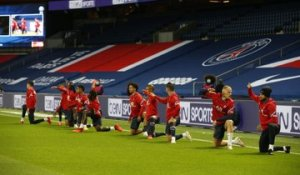 Replay : l'avant match au Parc des Princes : Paris Saint-Germain - Dijon FCO