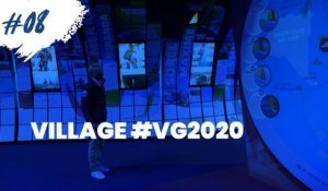 #08 Village VG2020 - Minute du jour