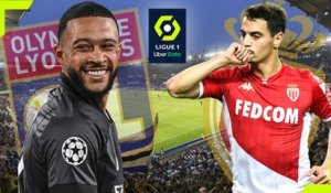 OL - AS Monaco : les compositions probables