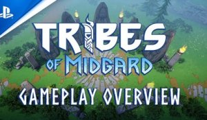 Tribes of Midgard - Gameplay Overview | PS5