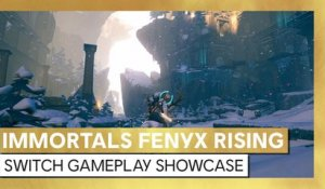 Immortals Fenyx Rising: Nintendo Switch gameplay showcase