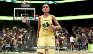 NBA 2K21 - Bande-annonce The W sur next gen