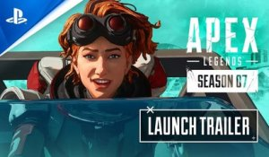 Apex Legends - Season 7 Ascension Launch Trailer | PS4