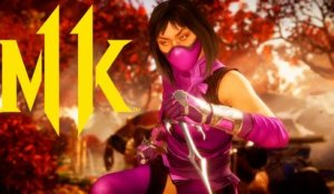 Mortal Kombat 11 Ultimate - Mileena Gameplay Trailer